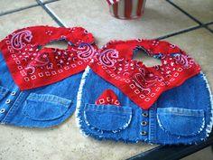 things to make with old jeans | Cackleberry Cottage: Sewing with old jeans!