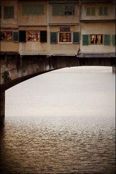 Ponte Vecchio - Firenze Old Bridge - Florence