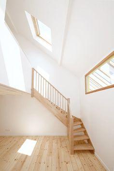 modern house design, stair, artist studios, tiny houses, luxury houses, high ceilings, modern houses, white interiors, home interior design