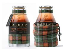 BALBLAIR Scotch Whisky #Packaging | From up North #beverage #packaging #design #identity #logo #package #unique #good #liquor #liqueur #alcohol   #scotch #whiskey balblair