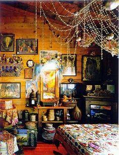 . a gypsy room