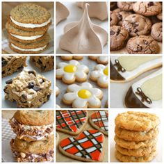 Cookie Collection of Recipes