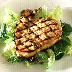 Wolfgang Puck's Marinated and Glazed Swordfish #recipe is dairy-free, gluten-free, and low carb