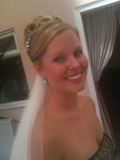 Wedding Hair styling by Fordham Hair Design Gloucestershire ...