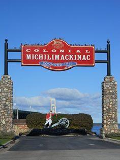 Fort Michilimackinac, Mackinaw City,MI