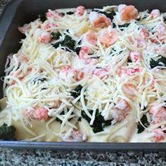 Seafood Lasagna I Allrecipes.com