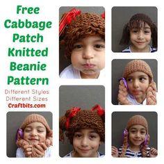 Cabbage Patch Pattern — craftbits.com