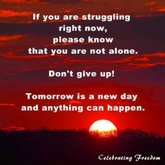 Please don't ever give up. #support #strength #chronic #illness #chronically_ill #pain #health