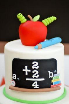 Rainbow Chevron Back to School Party via Kara's Party Ideas | Kara'sPartyIdeas.com #Chevron #BackToSchool #Bookworm #Teacher #PartyIdeas #Supplies (26)