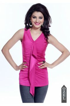 Fancy Tops from Ozel clothing !!! Grab Now !!! (6 photos) http://www.shoppal.in/ozel-clothing-coupons