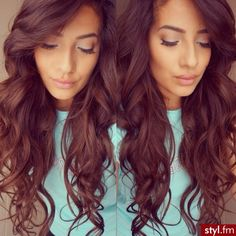 Love the hair and makeup!