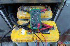RV Batteries & Alter