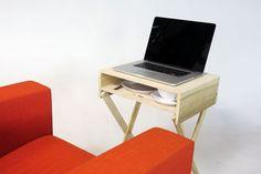 DIY Work/Play TV Tray