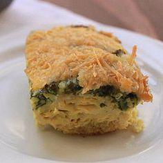 Breakfast For the Week: 250-Calorie Quinoa Egg Bake