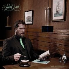 music, johngrant, green ghost, pale green, 2013, john grant, album, ghosts, grant pale