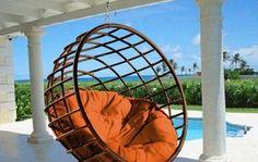 Sphere chair - loving this!