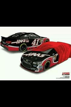 Kurt Busch's Paint Scheme for 2014
