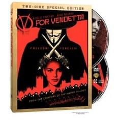 V FOR VENDETTA: Remember, remember the fifth of November...