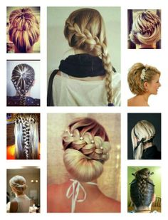 Peinados a la moda on pinterest plum highlights too - Peinados de moda sencillos ...