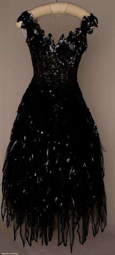 Howard Greer, Tulle Ball Gown, 1951.