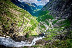Trollstigen, Norway | Flickr - Photo Sharing!