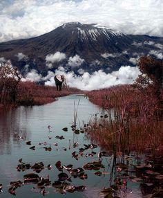 """Saatchi Online Artist Laurent de Posson; Photography, """"Dreaming of Heaven & Earth"""" #art"""