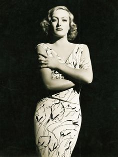 Joan Crawford in the 1930s