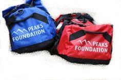 mountain, gear safe, duffle bags