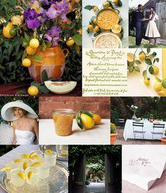 lemon-theme-wedding