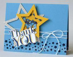 SUO - HSS 194 Star Shaker Thank You