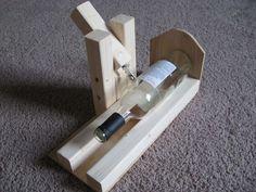 bottle cutting jig