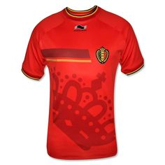 Belgium Home Kit for World Cup 2014 #worldcup #brazil2014 #belgium #soccer #football #BEL