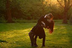 romanc, heart, dip, happy birthdays, the kiss, engagement pics, redhead, dance, kisses