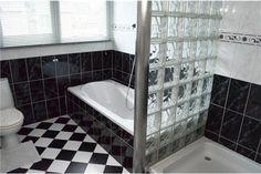 Badkamer on pinterest small bathrooms small bathroom layout and vans - Glazen kamer bad ...