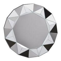 Glass Becca Bling Mirror, 26in. from Kirklands, $39.99