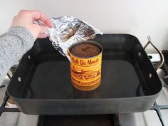 How to Make Boston Brown Bread in a Coffee Can