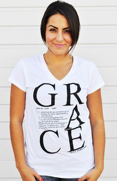 $17.99 GRACEDEFINED-Christian T-Shirt by JCLU Forever Christian t-shirts
