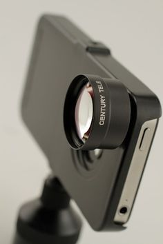 Telephoto lens for iPhone
