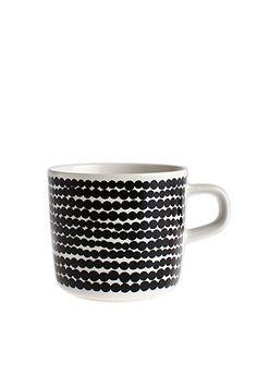 Räsymatto coffee cup by Marimekko