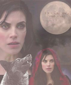 Once Upon A Time- Ruby *.* will gonna miss on the 3 season