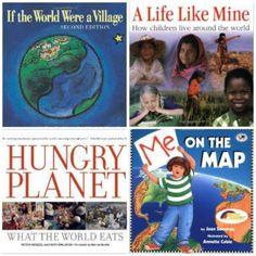 Around The World in 80+ Children's Books
