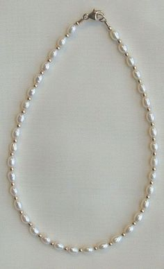 14k Gold Filled & White Pearl Ankle Bracelet (2885)  just bought one.. love it!