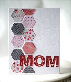 Mother's Day card for Imaginisce
