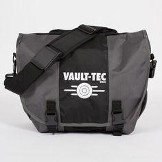 The Bethesda Store - Vault Tec Messenger Bag