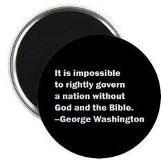 Tell it George!