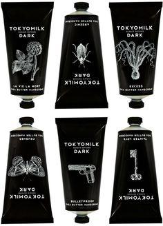 Tokyo Milk #packaging