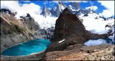 South Patagonia, Argentina. Wow.