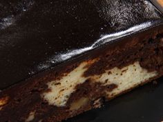 Receta: Mauricio Asta | Brownies marmolados extra húmedo | Utilisima.com
