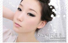 "Single eye lid Asian Chinese Korean Japanese Makeup DIY ""How to"" ANGELIC Beauty TUTORIAL"