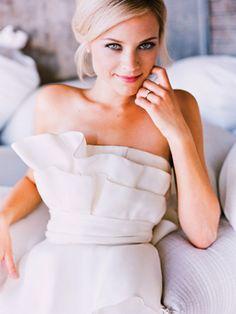 fashion, style, ruffl, dream, bridesmaid dresses